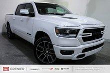 2019 Ram 1500 CREW+V8+SPORT+MAGS 22''