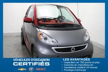 2016 smart Fortwo coupe Electric Drive TOIT+SIE.CHAUF+MAGS15
