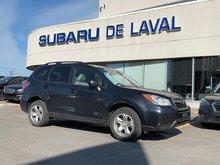 2015 Subaru Forester 2.5i Awd ** Caméra de recul **