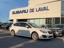 2015 Subaru Impreza 2.0i Sport Hatchback ** Toit ouvrant **