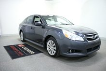 Subaru Legacy AWD+JAMAIS ACCIDENTE+SIEGES CHAUFF+TOIT OUVRANT 2012