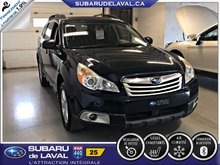 Subaru Outback 2.5i Commodité Awd 2012