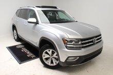 Volkswagen Atlas HIGHLINE+4MOTION+CUIR+7 PASSAGERS 2018
