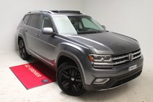 2018 Volkswagen Atlas HIGHLINE+MAGS 20PO+SIEGES CAPITAINE