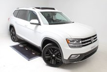 2018 Volkswagen Atlas HIGHLINE+MAGS NOIRS+4MOTION+NAV