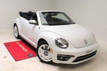 Volkswagen Beetle Convertible WOLFSBURG+NAV+CABRIOLET+CUIR 2019
