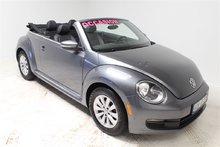 2014 Volkswagen Beetle COMFORTLINE+CONVERTIBLE+AUBAINE
