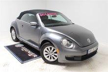 Volkswagen Beetle 2.5L Comfortline+CABRIOLET+BAS KM 2014