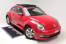 2015 Volkswagen Beetle TDI+COMFORTLINE+BAS KM+TOIT