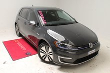 2017 Volkswagen E-Golf E-GOLF+COMFORTLINE+BAS KM