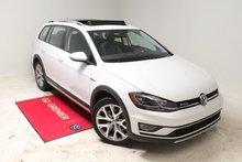 Volkswagen GOLF ALLTRACK EXCECLINE+4MOTION+PLUSIEURS COULEURS DISPONIBLES 2019