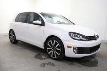 Volkswagen Golf GTI *SPORT*BAS-KILO+TOUT-ÉQUIPÉ+MAG+GR.ELECT 2012