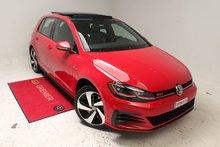 2019 Volkswagen Golf GTI AUTOBAHN+NAV+CUIR+TOIT+PLUSIEURS COULEURS