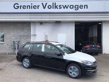 Volkswagen GOLF SPORTWAGEN BLUETOOTH+CAM DE RECUL+A/C+SIÈGES CHAUFFANTS 2018