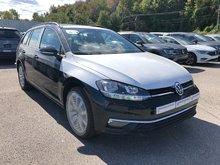 Volkswagen GOLF SPORTWAGEN COMFORTLINE+CAM DE RECUL+BLUETOOTH 2018