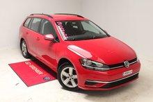 Volkswagen GOLF SPORTWAGEN 4MOTION+GARANTIE+8PNEUS HIVER/ÉTÉ INCLUS 2018