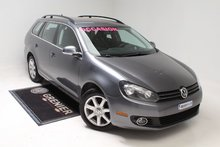 2011 Volkswagen Golf wagon BLUETOOTH+BAS KM+TDI
