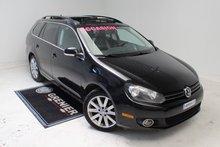 2012 Volkswagen Golf wagon HIGHLINE+BAS KM+TDI+TOIT