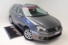 2013 Volkswagen Golf wagon TDI+COMFORTLINE+SIEGES CHAUFFANTS