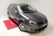 Volkswagen Golf wagon TDI+BLUETOOTH+BAS KM 2014