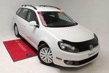 Volkswagen Golf wagon AUTOMATIQUE +COMMANDES AU VOLANT+BLUETOOTH 2014