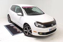 2010 Volkswagen Golf A/C+BAS KM+MAGS+AUBAINE