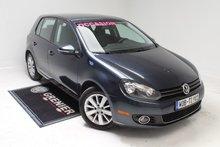 Volkswagen Golf TDI+COMFORTLINE+MAGS+DÉMARREUR 2013