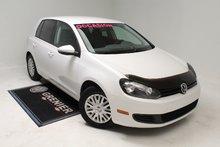 Volkswagen Golf AUT+5PORTES+A/C+DÉMARREUR À DIST 2013