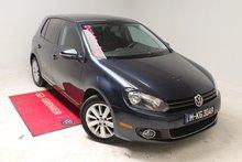 Volkswagen Golf TDI+COMFORTLINE+BLUETOOTH 2013