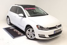 2015 Volkswagen Golf COMFORTLINE+NAV+TOIT+BAS KM