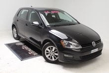 2015 Volkswagen Golf TDI+BLUETOOTH+AUBAINE