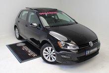 2015 Volkswagen Golf COMFORTLINE+TOIT+BLUETOOTH