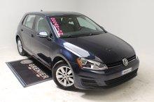2015 Volkswagen Golf LIQUIDATION+BLUETOOTH+AUBAINE