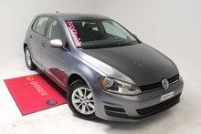 Volkswagen Golf MOTEUR 1.8T+BLUETOOTH+SIEGES CHAUFFANTS 2015