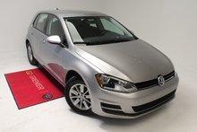 Volkswagen Golf SIEGES CHAUFFANTS+AIR CLIMATISÉ+AUBAINE 2015