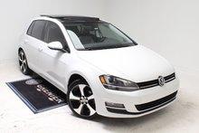2016 Volkswagen Golf COMFORTLINE+GROUPE SPORT+NAV