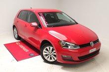 Volkswagen Golf COMFORTLINE+CAM DE RECUL+BAS KM 2016