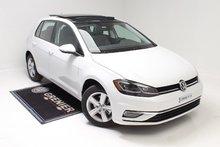 Volkswagen Golf COMFORTLINE+TOIT PANO+CUIR 2018