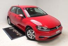 2018 Volkswagen Golf GARANTIE+BLUETOOTH+CAM DE RECUL+BAS KM