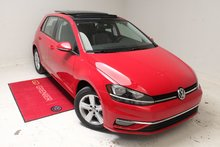 2019 Volkswagen Golf HIGHLINE+CUIR+TOIT+BLUETOOTH+APP-CONNECT