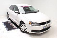 Volkswagen Jetta A/C+SIÈGES CHAUFFANTS+AUBAINE 2012