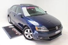 Volkswagen Jetta COMFORTLINE+TOIT+BLUETOOTH+TDI 2013