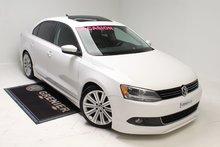 2013 Volkswagen Jetta TDI+HIGHLINE+TOIT+SPORT