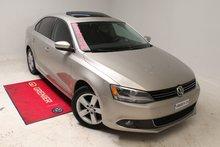 Volkswagen Jetta TDI+COMFORTLINE+TOIT+AUBAINE 2013