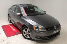 Volkswagen Jetta TDI+COMFORTLINE+TOIT+BLUETOOTH 2013