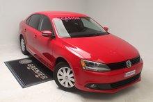 Volkswagen Jetta TDI+BLUETOOTH+8 PNEUS HIVER/ÉTÉ 2014