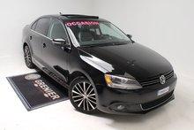 2014 Volkswagen Jetta HIGHLINE+TDI+BAS KM+TOIT