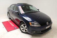 Volkswagen Jetta TDI+COMFORTLINE+BLUETOOTH+BAS KM 2014
