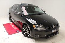 Volkswagen Jetta TDI+HIGHLINE+TOIT+AUBAINE 2014