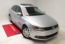 Volkswagen Jetta TDI+COMFORTLINE+TOIT+AUBAINE 2014